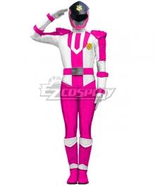 Power Rangers Kaitou Sentai Lupinranger VS Keisatsu Sentai Patranger Patren 3gou Male Cosplay Costume