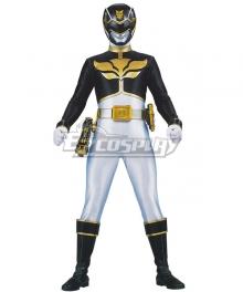 Power Rangers Megaforce Megaforce Black Cosplay Costume