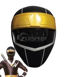 Power Rangers Ninja Sentai Kakuranger NinjaBlack Helmet Cosplay Accessory Prop