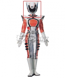 Power Rangers S.P.D. SPD Kat Ranger Helmet Cosplay Accessory Prop