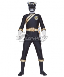 Power Rangers Wild Force Black Wild Force Ranger Cosplay Costume