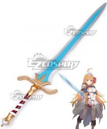 Princess Connect!Re: Dive Pecoriinu Sword Cosplay Weapon Prop