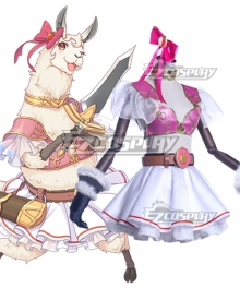 Princess Connect! Re: Dive Rima Cosplay Costume