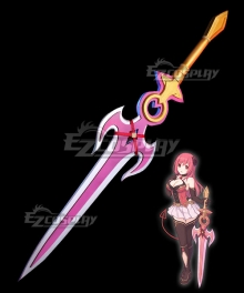 Princess Connect Re:Dive Io Hasekura Cosplay Weapon Prop