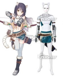 Princess Connect! Re:Dive Kashiwazaki Shiori Cosplay Costume