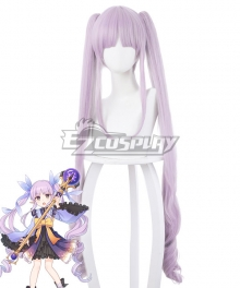 Princess Connect! Re:Dive Kyouka Hikawa Purple Cosplay Wig