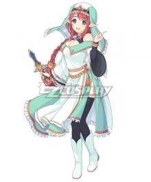 Princess Connect! Re:Dive Misato Aikawa Cosplay Costume