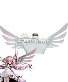 Puella Magi Madoka Magica Kaname Madoka Angel Wing Cosplay Accessory Prop