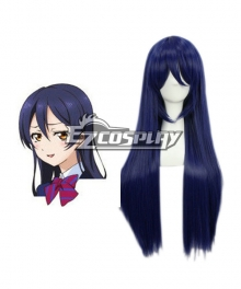 LoveLive!  Sonoda Umi Cosplay Wig 348F