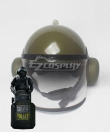 Rainbow Six Siege Blitz Helmet Cosplay Accessory Prop