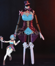 Re: Life In A Different World From Zero Magician Rem Cosplay Costume