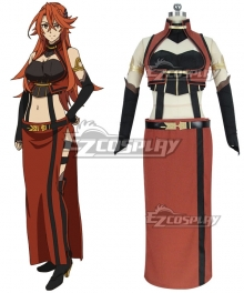 Record of Grancrest War Grancrest Senki Margaret Odius Cosplay Costume