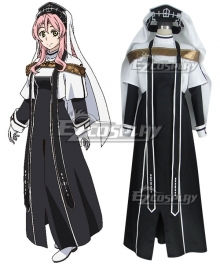 Record of Grancrest War Grancrest Senki Priscilla Cosplay Costume