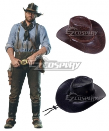 Red Dead: Redemption 2 Arthur Morgan Hat Cosplay Accessory Prop