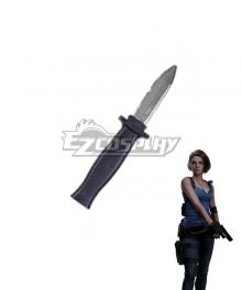 Resident Evil 3 Remake Jill Valentine Dagger Cosplay Weapon Prop