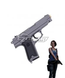 Resident Evil 3 Remake Jill Valentine Gun Cosplay Weapon Prop