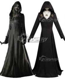 Resident Evil 8 Village Vampire Daughters Bela Daniela Cassandra Dimitrescu Halloween Cosplay Costume - Simple Version