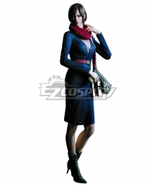 Resident Evil Carla Radames Cosplay Costume