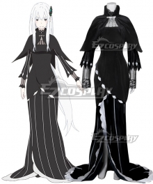 Re:Zero Re: Life In A Different World From Zero Echidna Anime Cosplay Costume