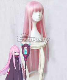 Re:Zero Re: Life In A Different World From Zero Lewes Meyer Pink Cosplay Wig