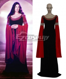 The Lord of the Rings Fairy Princess Dress Cosplay Costume