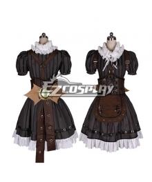 Alice: Madness Returns Steampunk Alice Cosplay Costume - Black