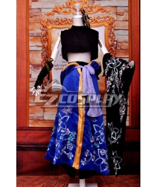 Ruler Vocaloid-Kaito Brake Yuet Wah Computer Embroidery Cosplay Costume