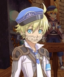 Rune factory 5 Ares Cosplay Costume