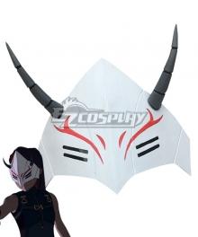 RWBY Ilia Amitola Mask Cosplay Accessory Prop
