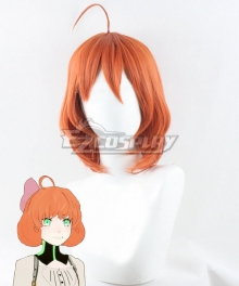RWBY Penny Polendina Atlas Orange Cosplay Wig