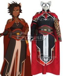 RWBY Sienna Khan Cosplay Costume