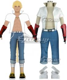 RWBY Team SSSN Sun Wukong Cosplay Costume
