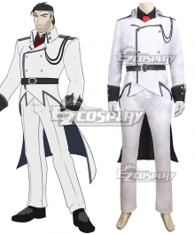 RWBY Volume 4 James Ironwood Cosplay Costume
