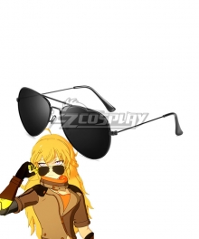 RWBY Volume 5 Yang Xiao Long Sunglasses Cosplay Accessory Prop