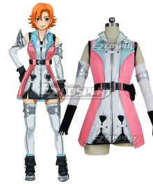 RWBY Volume 7 Nora Valkyrie Cosplay Costume - B Edition