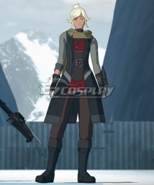RWBY Volume 7 Robyn Hill Cosplay Costume