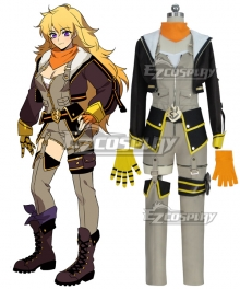 RWBY Volume 7 Yang Xiao Long Cosplay Costume