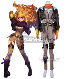RWBY Volume 7 Yang Xiao Long Cosplay Costume - B Edition