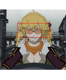 RWBY Volume 8 Yang Xiao Long Sunglasses Cosplay Accessory Prop