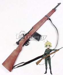 Saga of Tanya the Evil Tanya von Degurechaff  Mondragón Rifle Cosplay Weapon Prop