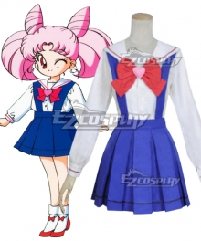 Sailor Moon Chibiusa Tsukino Chibi Usa Sailor Chibi Moon Sailor Suit Cosplay Costume
