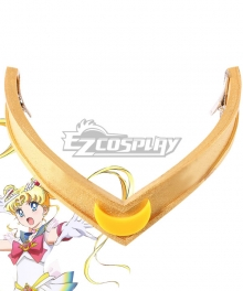 Sailor Moon Eternal Tsukino Usagi Headwear Moon Version Cosplay Accessroy Prop