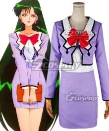 Sailor Moon Meiou Setsuna Cosplay Costume