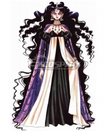 Sailor Moon Queen Nehelenia Cosplay Costume