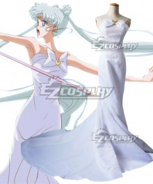 Sailor Moon Queen Serenity Cosplay Costume