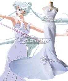 Sailor Moon Queen Serenity Cosplay Costume