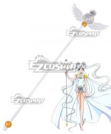 Sailor Moon Stars Sailor Cosmos Chibi Chibi Staff Cosplay Weapon Prop