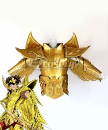 Saint Seiya Aiolos Saint Cloth Cosplay Costume