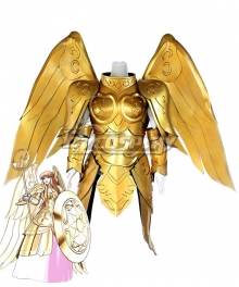 Saint Seiya Athena Saint Cloth Cosplay Costume
