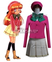 Saint Tail Kaitou Saint Tail Meimi Haneoka School Uniforms Cosplay Costume